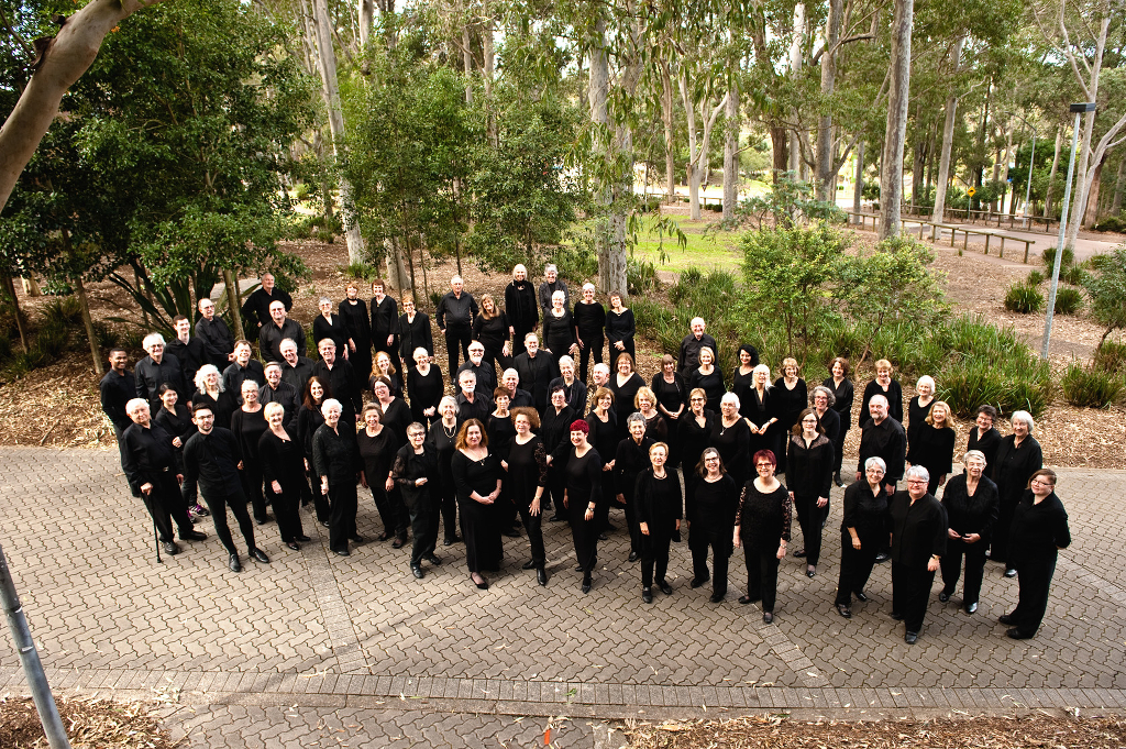 Newcastle University Choir, NSW Australia